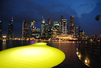 Birne  marina bay nacht column preview