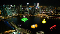 Marina bay nacht column preview