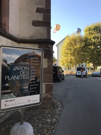 translation not available – JARDIN DES PLANETES bis 25.10.2018