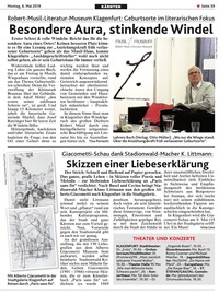 translation not available – Kronen Zeitung Kärnten, 6.5.2019