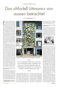 Basler Magazin 23 November 2002