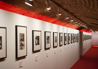 General View of the exhibition at Fundación Canal (Madrid) October 2009
