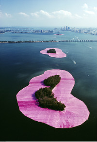Surronding Island, Biscayne Bay, Greater Miami, Florida, 1980-1983