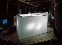 translation not available – Exhibition view. Basel 2003