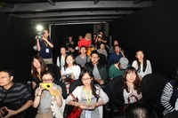 Presse im Real Fiction Cinema, Dongguan, China